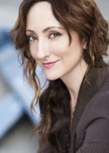 "Carmen Cusack, star of ""Bright Star"""