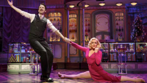 "Gavin Creel and Jane Krakowski, ""She Loves Me,"" 2016 Broadway Revival. Photo: Joan Marcus"