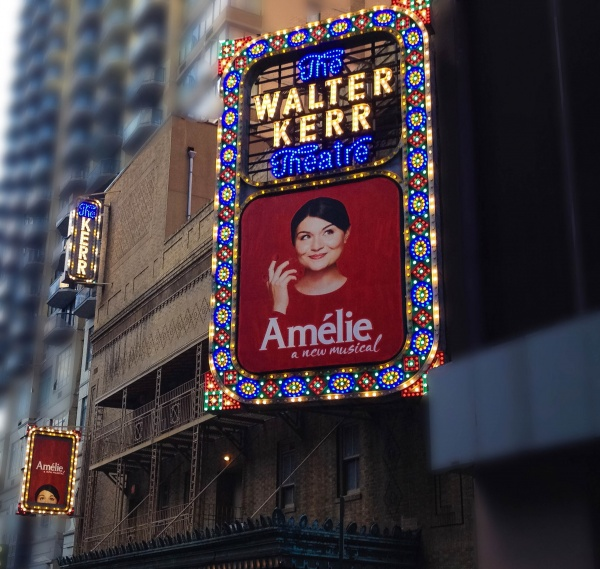 Amélie at The Walter Kerr