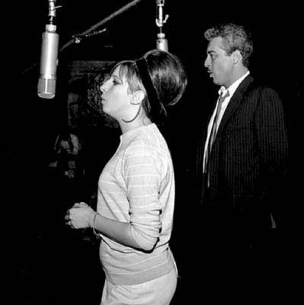 """Funny Girl"" OBC recording, #5, 1964"