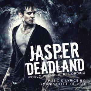 """Jasper In Deadland"" cover"