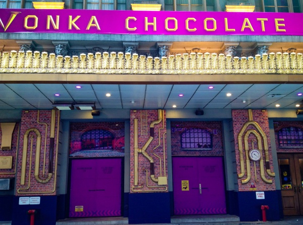Charlie and The Chocolate Factory at The Lunt-Fontanne