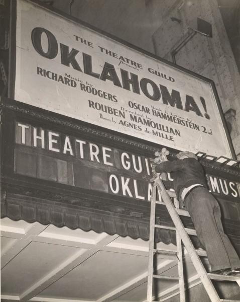 Oklahoma at the St. James
