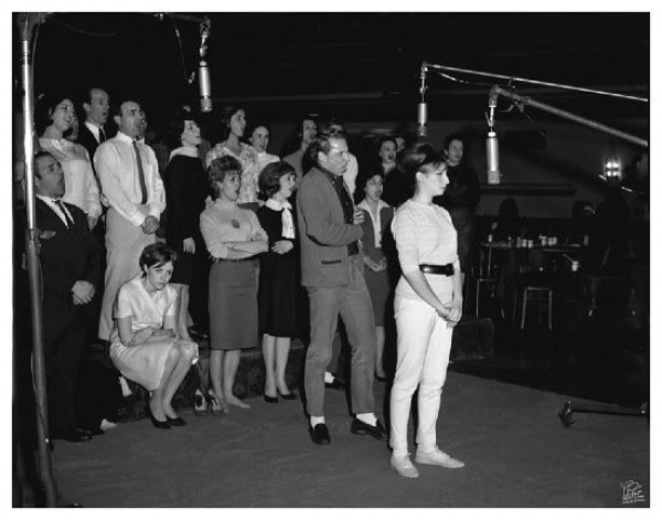 """Funny Girl"" OBC recording, #1, 1964"