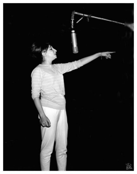 """Funny Girl"" OBC recording, #6, 1964"