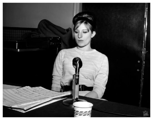 """Funny Girl"" OBC recording, #8, 1964"
